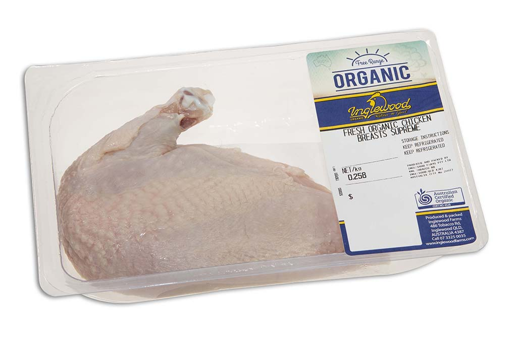 Free From Vs Natural Chicken Breast